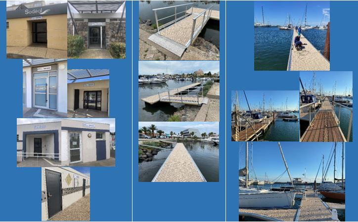 Entretien des infrastructures portuaires